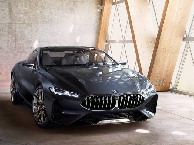 The Hot New BMW 8 Series Is Already Being Prepped For A Gran Coupe: Report
