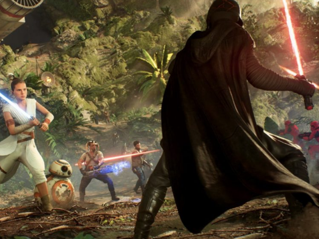 The Rise Of Skywalker Update Shows How Far Battlefront II Has Come
