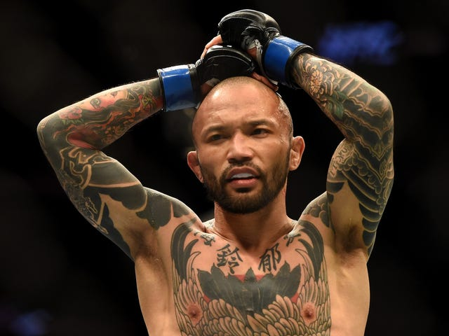 Martial Arts Legend Kid Yamamoto Dead At 41