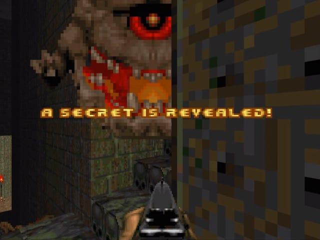 1994年からの<i>Doom II</i>秘密はロック解除されました