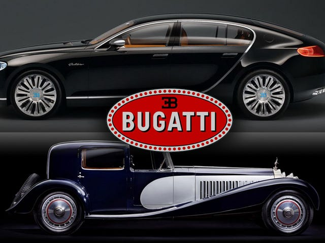 Bugatti Is Considering A Four-Door Family Car For Families Richer Than Yours