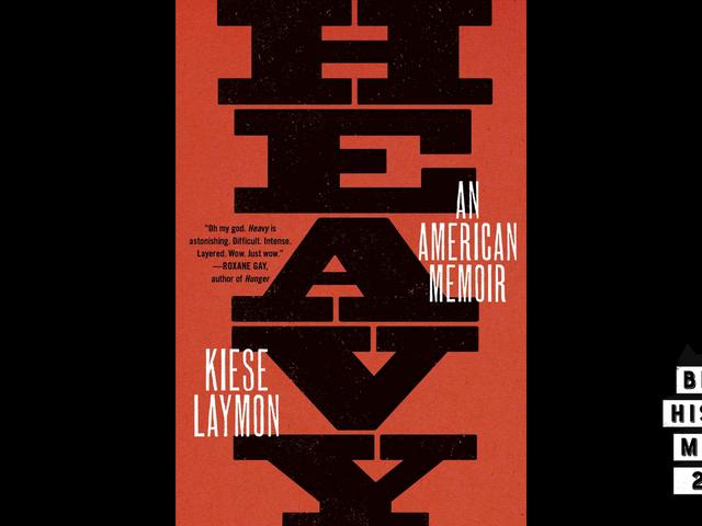 28 Tage literarische Schwärze mit VSB |  Tag 17: <i>Heavy</i> von Kiese Laymon