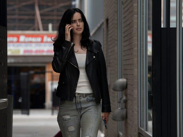 AV-klubben genvinder Marvel's Jessica Jones
