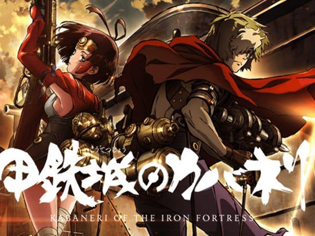 Kabaneri av Iron Fortress får en ny säsong!