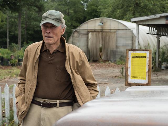 Clint Eastwood nousee uudestaan eläkkeelle viimeisen huumeiden ajon aikana