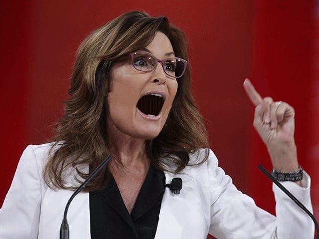 Sarah Palin Unedited: May 8, 2016