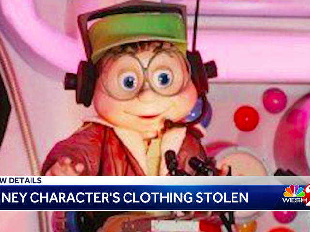 Disney World Fans Demand Justice for Animatronic Robot Robbed of His Hands and Clothes