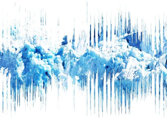 Dengarkan Suara Menghantui Lembar Es Disintegrasi Antartika