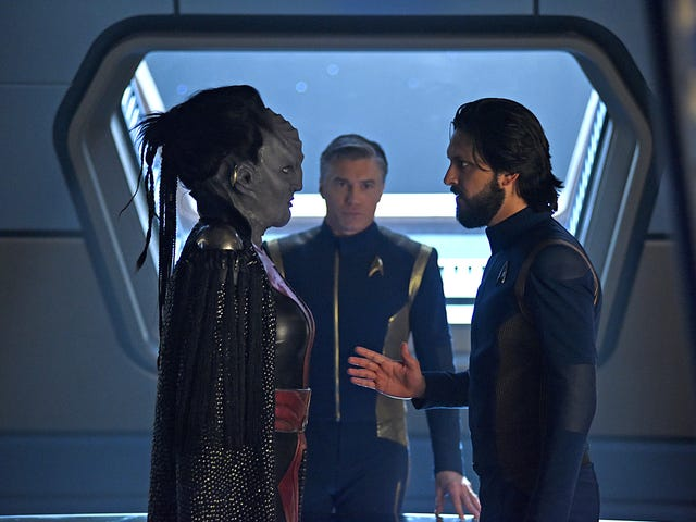 Control closes in on an exciting Star Trek: Discovery