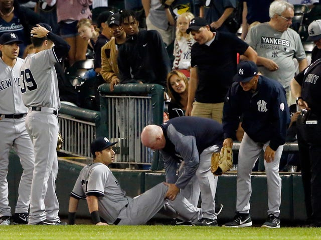 Former Yankees Prospect Dustin Fowler Suing White Sox Over Injured Knee