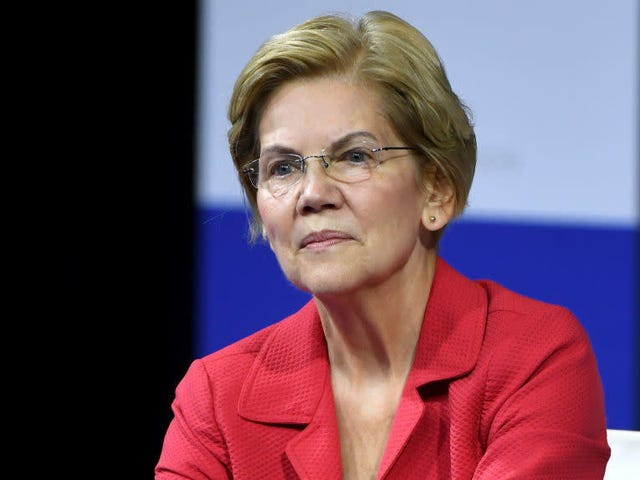 Elizabeth Warren Campaign Fires Senior Staffer Following Allegations of 'Inappropriate Behavior'