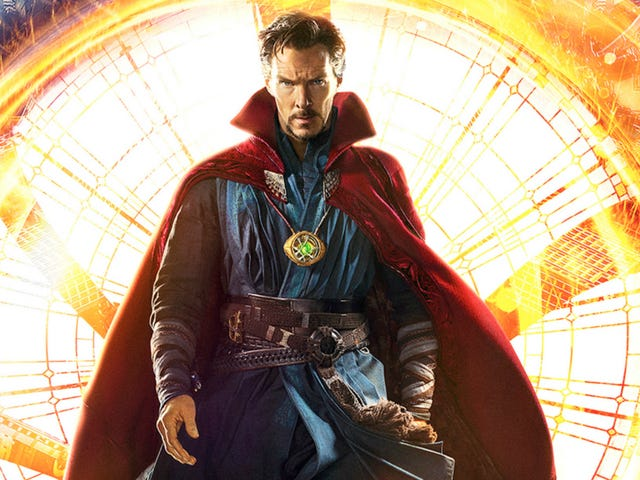 Too Many Sorcerers - A Doctor Strange Review.