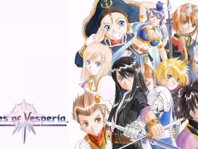 The Long and Weird Tale of Tales of Vesperia