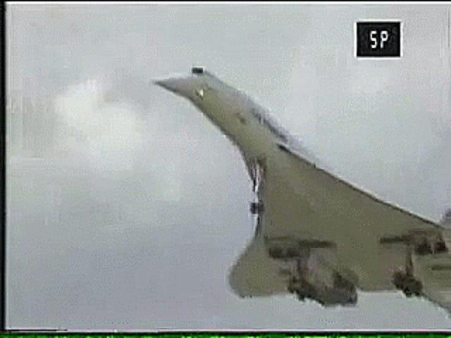 El primer avión comercial supersónico