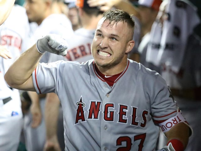 Angels Defend Mike Trout After MLB Commissioner Rob Manfred Says He Should Market Himself More [Update]