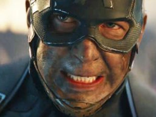 The Russos Weigh in on Cap Debate (Endgame Spoilers)
