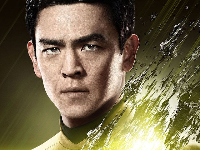Sulu Is Gay in <i>Star Trek Beyond </i>and It's Not a Big Deal