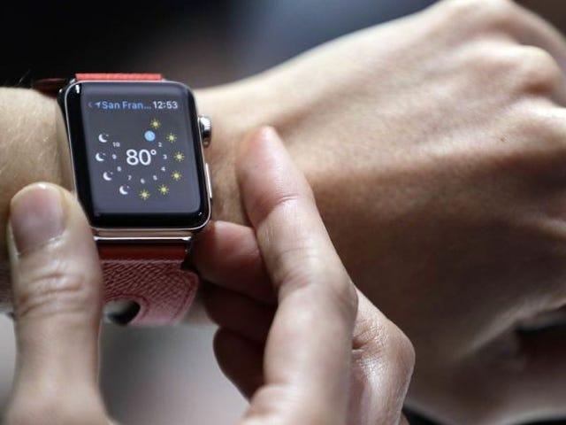 Niemand koopt meer smartwatches
