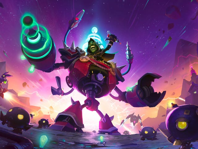 Hearthstone's Balancer-In-ChiefPrepares For Boomsday
