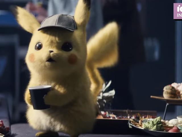How Detective Pikachu Built Its Adorable Star