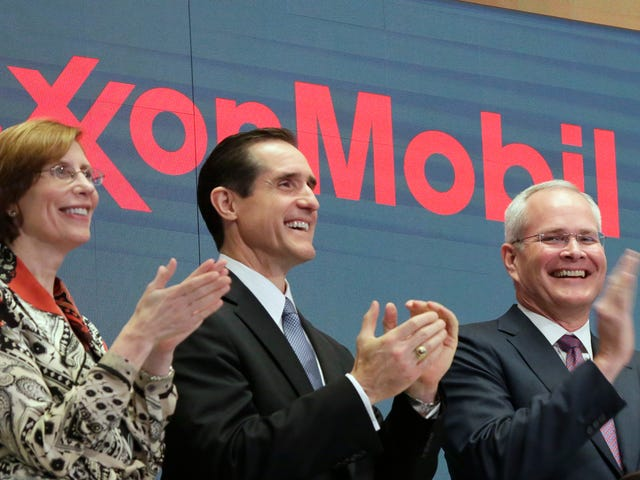 Exxon Is Finally Being Forced to Turn Over Docs Showing What It Knew About Climate Change