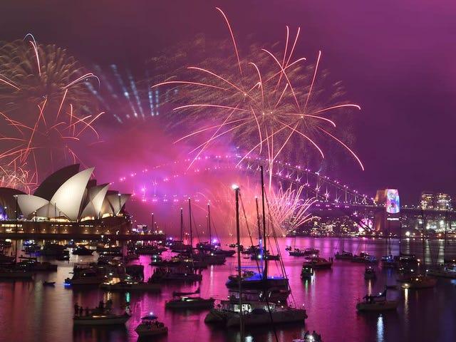 Pháo hoa đêm giao thừa ở Sydney sẽ đi trước bất chấp hỏa hoạn, gió và khói