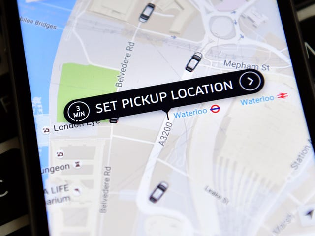 Uber Has a Murder Problem