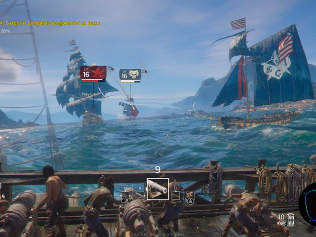 Skull & Bones Is More Of A Pirate Version Of Destiny Than It Initially Appeared