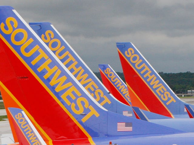 Southwest Airlines Apologizes After Agent Laughs at 5-Year-Old Named 'Abcde'