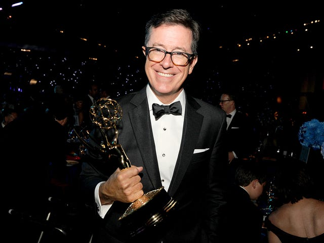 "<a href=""https://www.avclub.com/stephen-colbert-claims-everything-is-better-on-tv-and-1818494843"" data-id="""" onClick=""window.ga('send', 'event', 'Permalink page click', 'Permalink page click - post header', 'standard');"">Stephen Colbert claims &quot;everything is better on TV&quot; and Sean Spicer makes an Emmys cameo</a>"