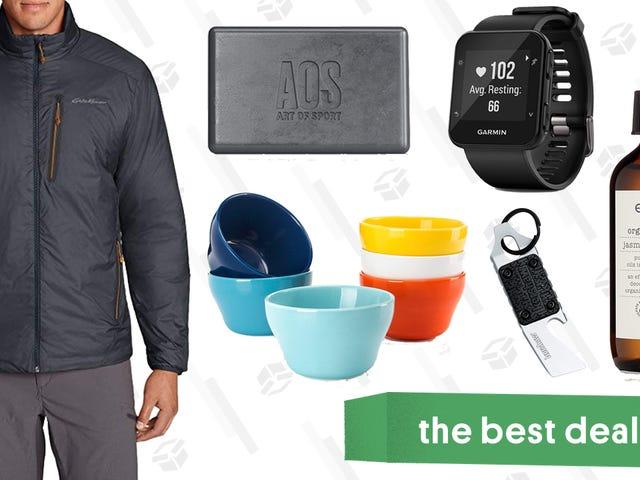 Saturday's Best Deals: Philips OneBlade, Eddie Bauer, Indie Beauty, and More