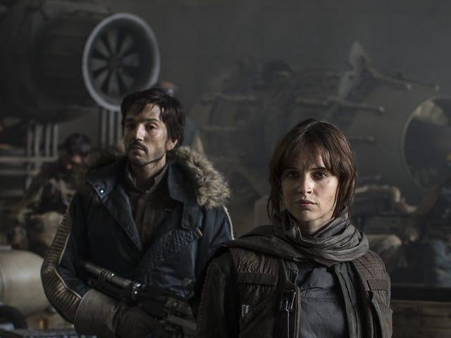 Uno de los más conocidos de <i>Star Wars</i> regresará en <i>Rogue One</i>