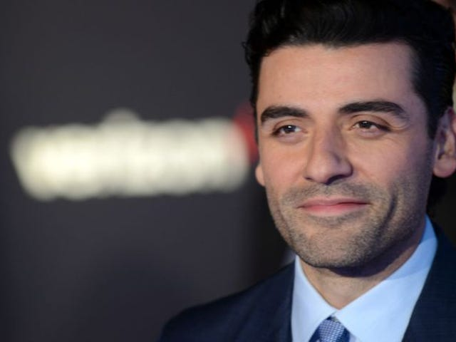 Oscar Isaac to play a handsome double agent in The Garbo Network