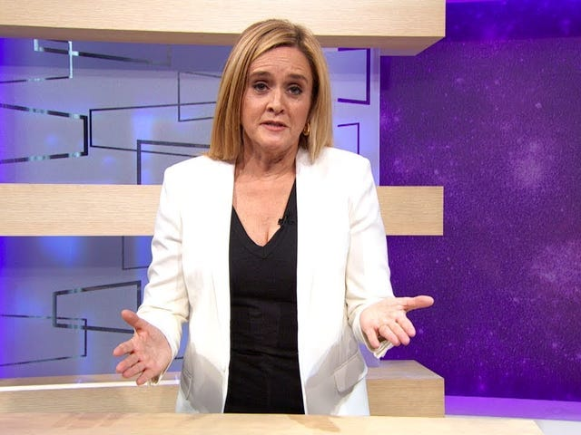 Samantha Bee undskylder (igen) for at kalde Ivanka Trump en 'Feckless Cunt'