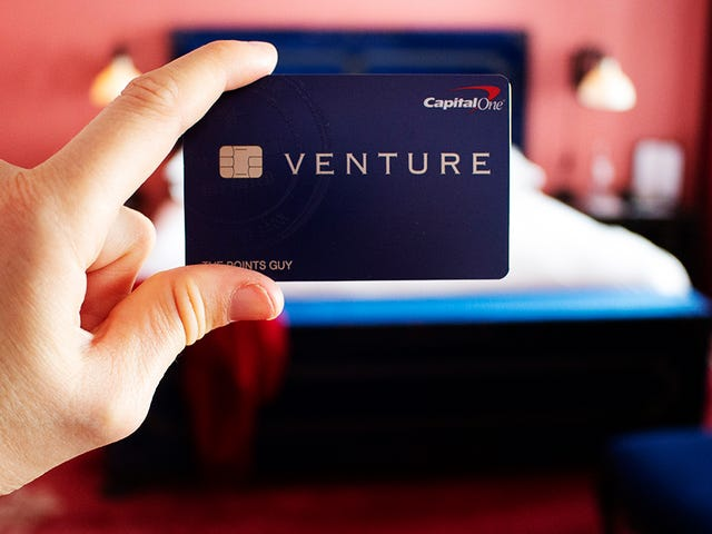 Capital One's Venture Card Transfer Partners Are Live Today, Including Two Surprises