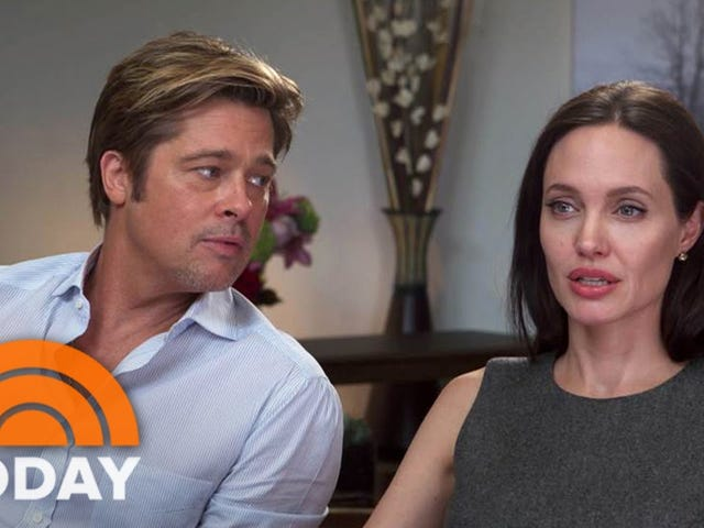 """Angelina i 2015: """"Vi er faktisk veldig stabile"""""""