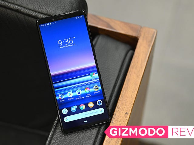 Sony Xperia 1 là điện thoại được đánh giá thấp nhất năm 2019