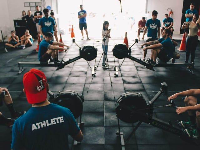 Ask Us Your Gym Etiquette Questions