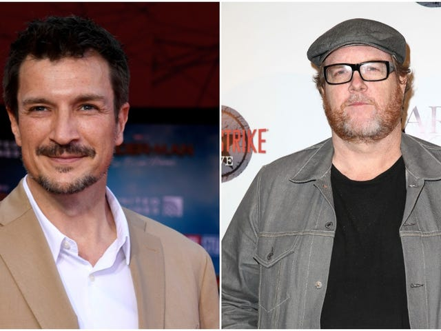 Nathan Fillion and Steve Agree join James Gunn's Suicide Squad
