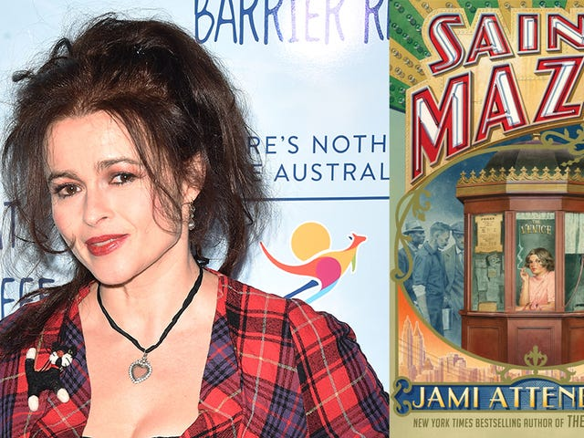 Helena Bonham Carter to Produce and Star in Miniseries Based on the Life of Mazie Gordon-Phillips