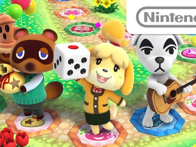 Blip: Japanese Animal Crossing amiibo Festival Trailer