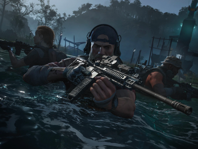 Ghost Recon Breakpoint has become an excellent no-stakes distraction game