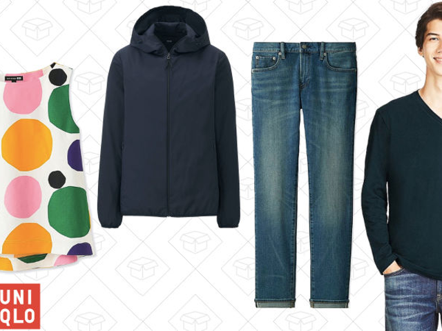 Uniqlo Has Free Shipping On Everything Right Now