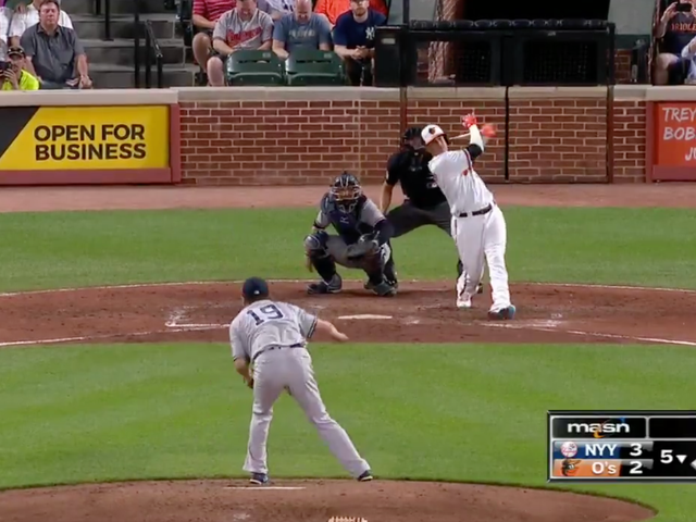 Manny Machado Is Smashing Dongs Against The Yankees While He Still Has The Chance