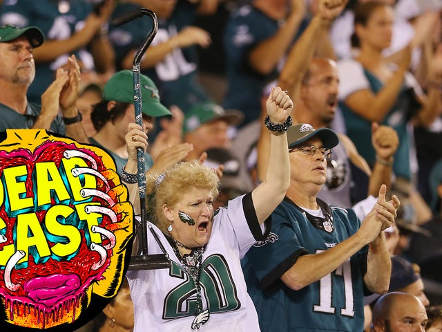 """หลายวิธีผิดที่จะพูดว่า """"Philadelphia Eagles"""""""