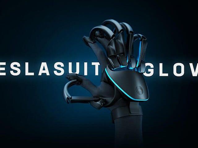 Disse nye virtual reality-handsker giver dig mulighed for at føle objekternes struktur