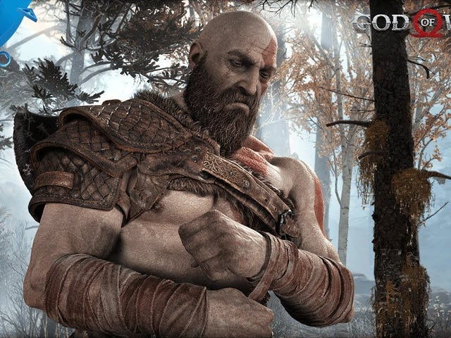 Consigue tu copia de God of War por solo $30