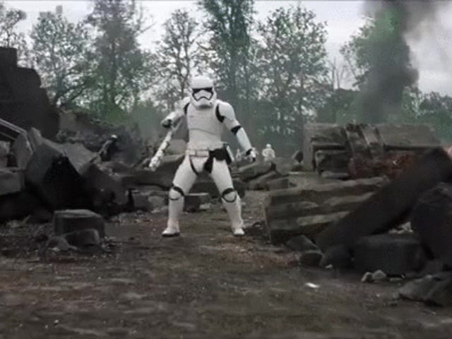 <i>Force Awakens</i> Kegemaran Internet <i>Force Awakens</i> Stormtrooper Adakah Mendapatkan Mainan Mainan Mainan Fancy