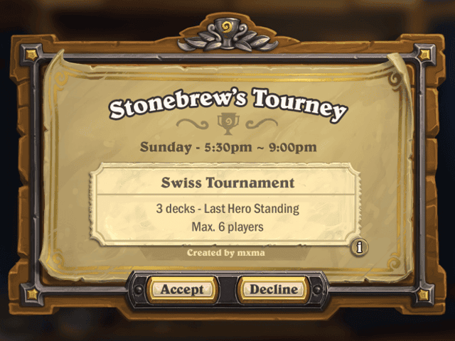 My 7-Step Guide to Prepare for a Hearthstone Tournament