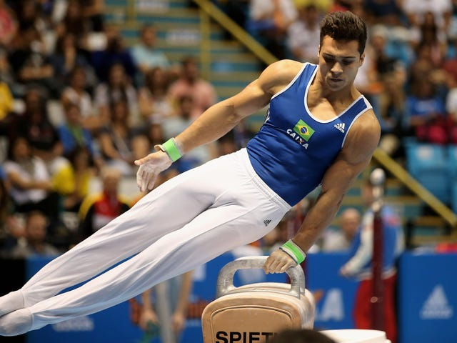 Male Gymnasts Come Forward About Sexual And Physical Abuse In Brazilian Gymnastics